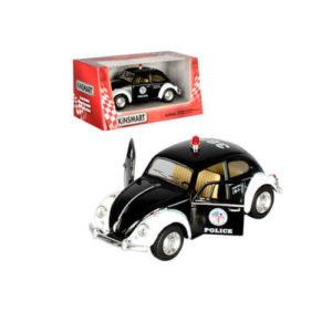 Mодель автомобиля Volkswagen Classical Beetle (Police)