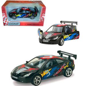 Модель автомобиля Street Fighter Toyota Celica