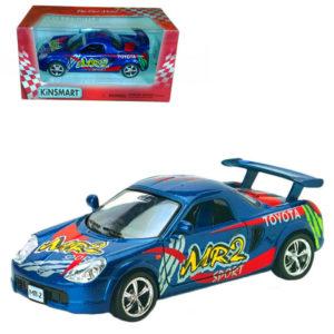 Модель автомобиля Street Fighter Toyota MR2