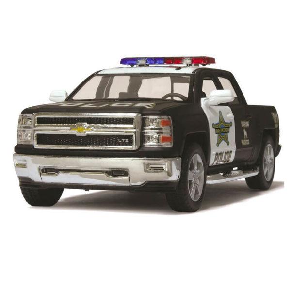 Chevrolet Silverado (Police)