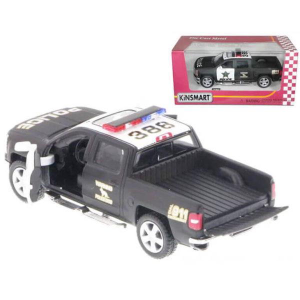 Chevrolet Silverado (Police) 2014