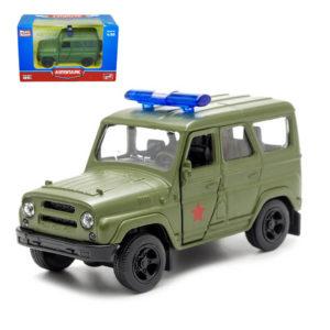 Модель автомобиля UAZ Hunter