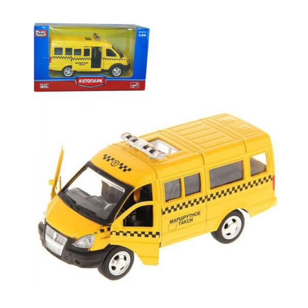 """Модель автомобиля Газ-3221 """"Маршрутное такси"""""""