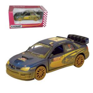 Subaru Impreza WRC 2007 (Muddy)