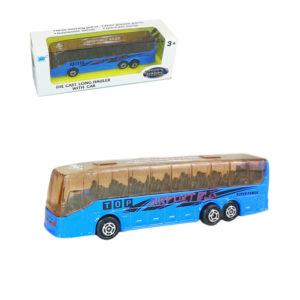 Металлическая модель Автобус