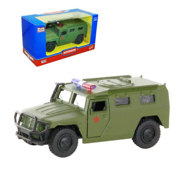 """Автомобиль """" Газ Тигр"""" военный"""