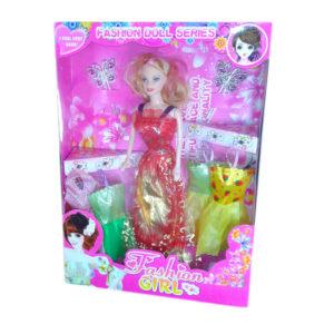 Кукла Fashion Girls с аксессуарами.