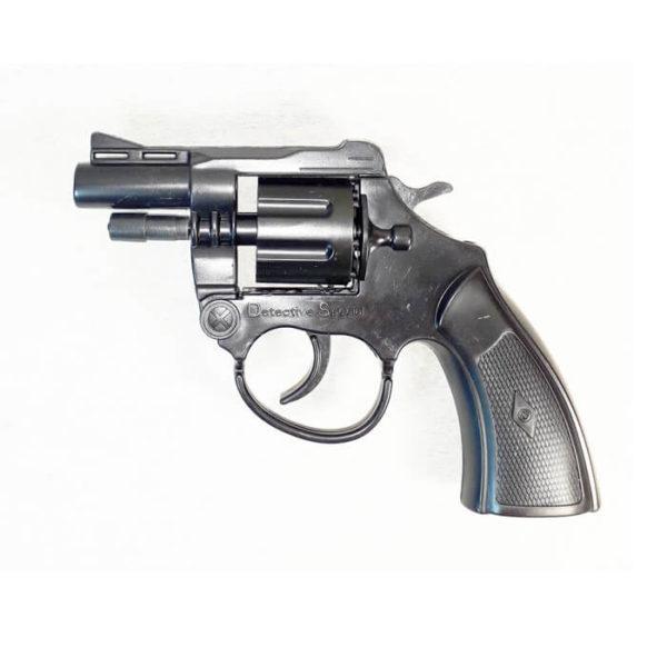 Револьвер на 8 пистонов