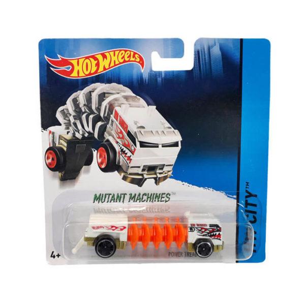 Машинки-мутанты Hot Wheels