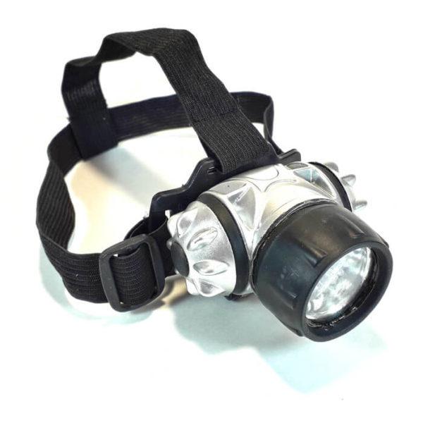 Фонарь налобный 7 LED