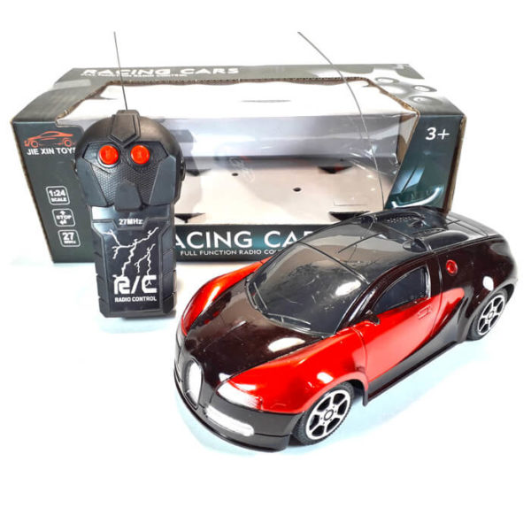 Машинка-радиоуправляемая