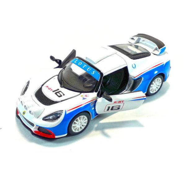 Модель автомобиля Lotus Exige R-GTExige