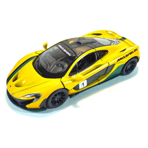 Коллекционная модель McLaren P1