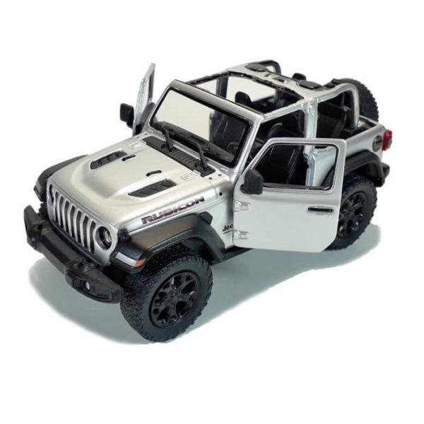 Модель автомобиля Jeep Wrangler 2018