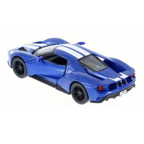 Масштабная модель автомобиля Ford GT 2017