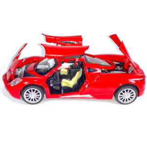 Металлическая модель автомобиля свет,звук.