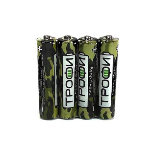 Батарейка Трофи AAA 1.5V R03