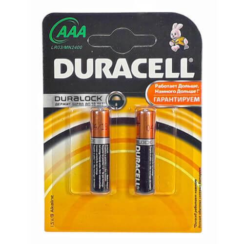 Батарейка Duracell LR03 (ААA)