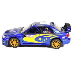 Модель автомобиля SUBARU IMPREZA WRC 2007