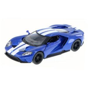 Модель автомобиля Ford GT 2017