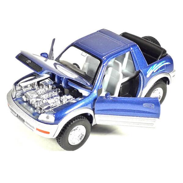 Модель автомобиля Toyota Rav4 Cabriolet