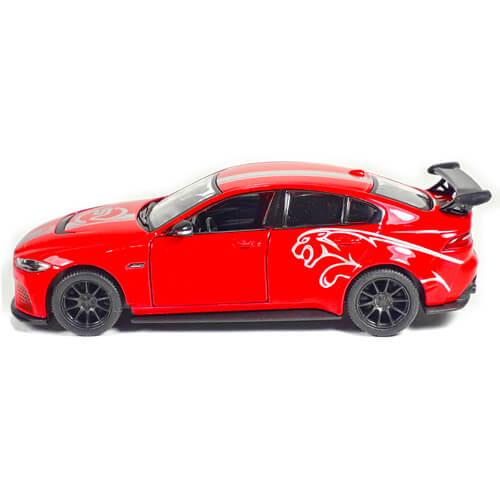 Модель автомобиля Jaguar XE SV Project 8