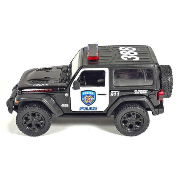 Масштабная модель автомобиля Jeep Wrangler