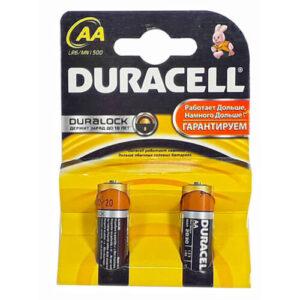 Батарейка Duracell LR6 (АА)