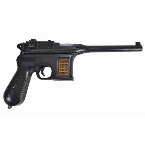 """Детский пистолет """"Маузер"""" со светом и звуком"""