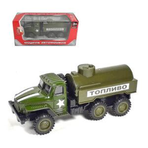 """Модель автомобиля """"Военный грузовик"""""""